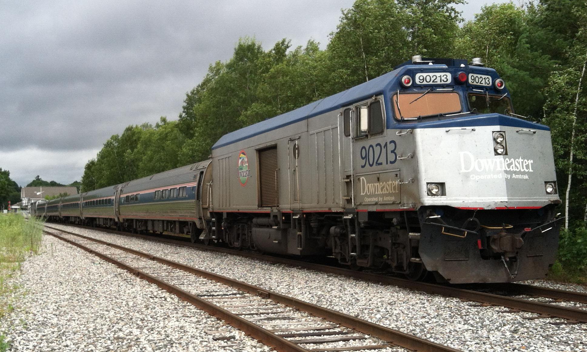 AmtrakDowneaster