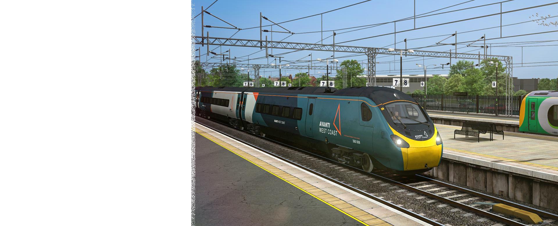 WCML South: London Euston - Birmingham