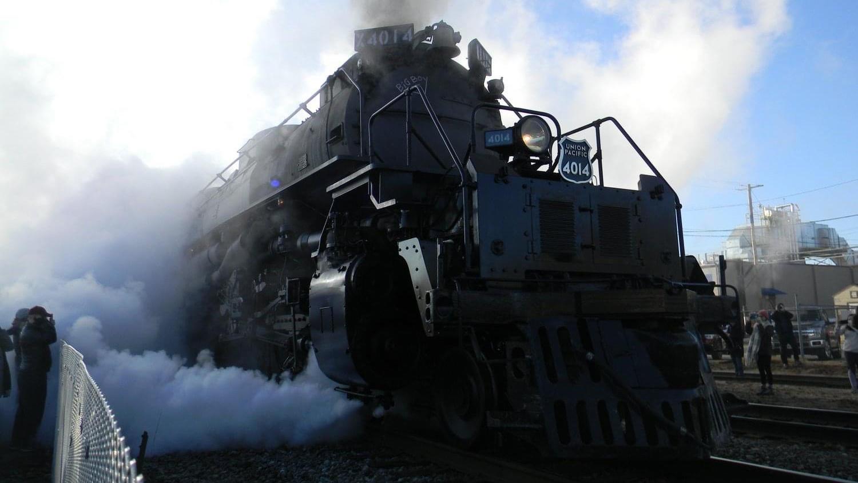 Union-Pacific-Big-Boy-4014-Trevlyn-James