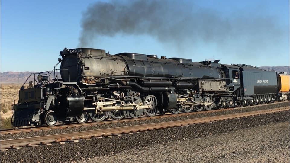 Union-Pacific-Big-Boy-4014-William-M.-Suchan