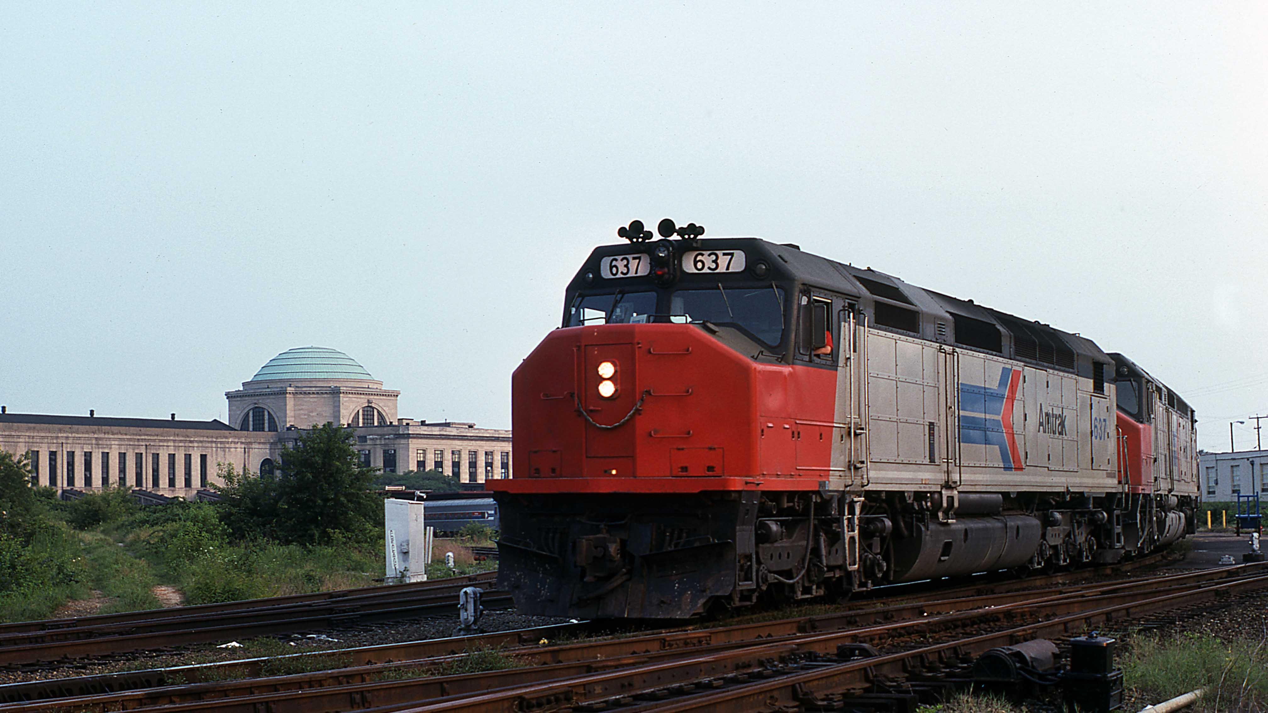 Amtrak-SDP40F-Richmond-Gary-Dolzall