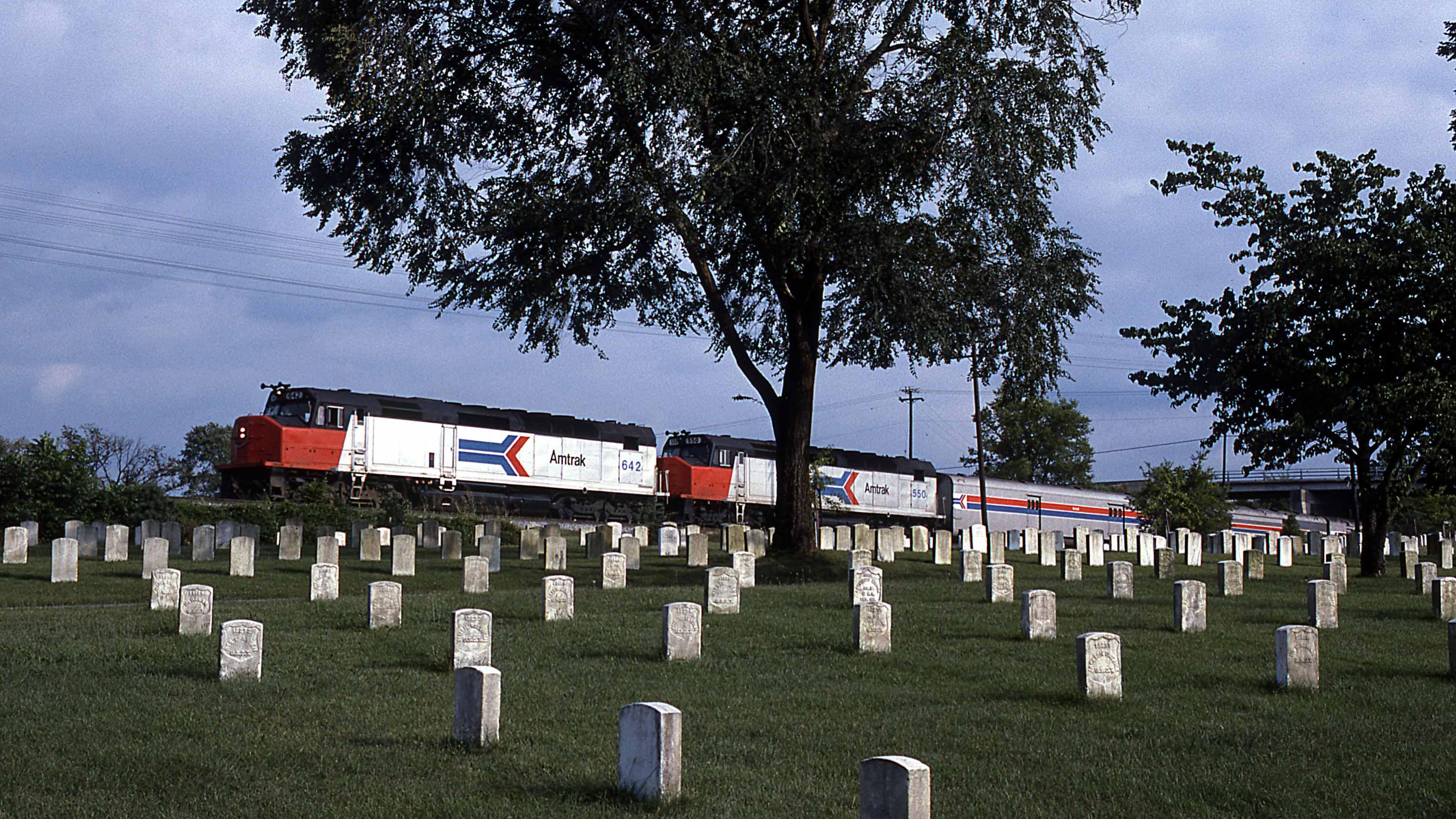 Amtrak-SDP40F-Nashville-Gary-Dolzall