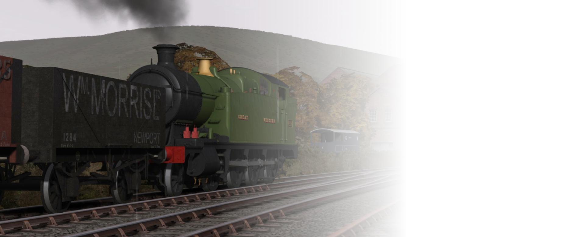 GWR 4200/5205/7200 2-8-0T Pack