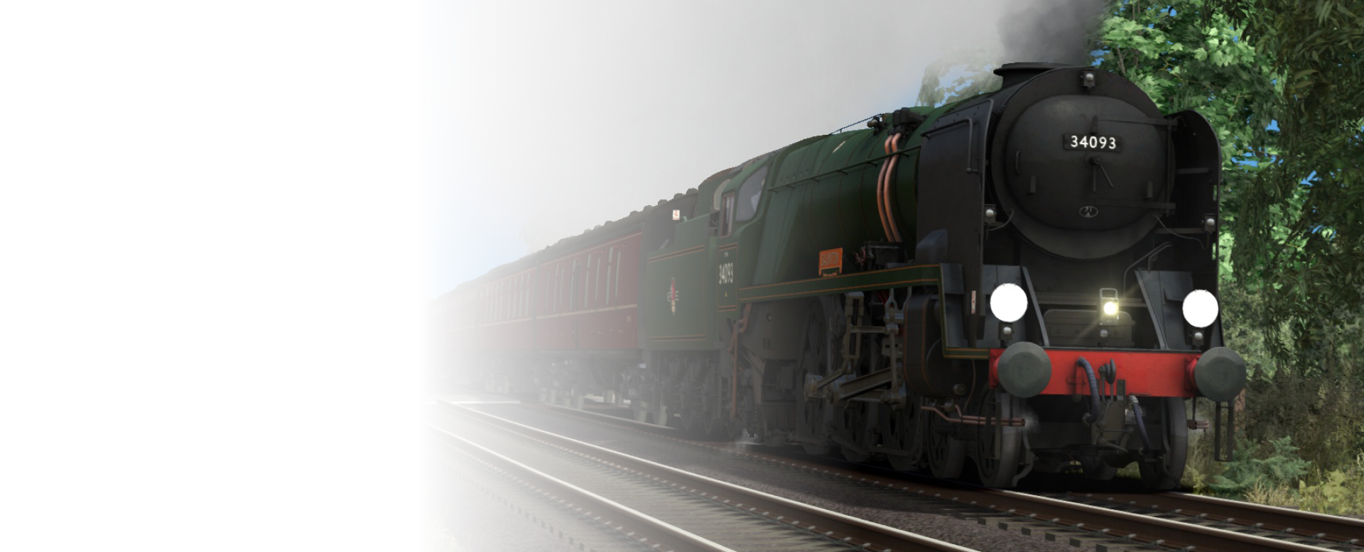 BR Rebuilt West Country & Battle of Britain Class