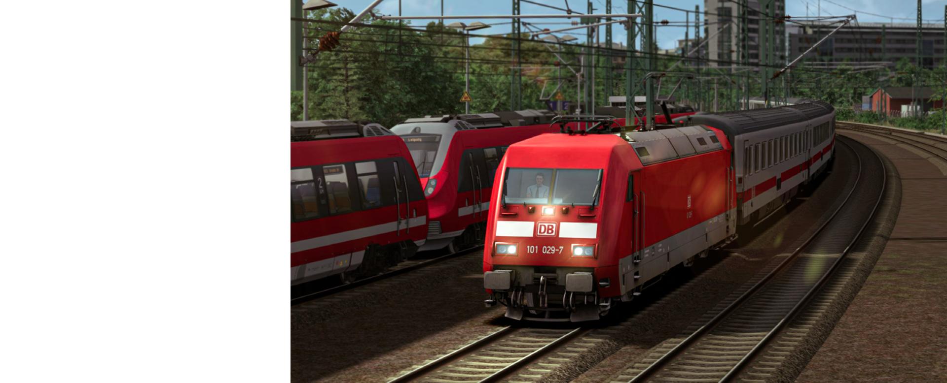 Bahnstrecke Riesa - Dresden