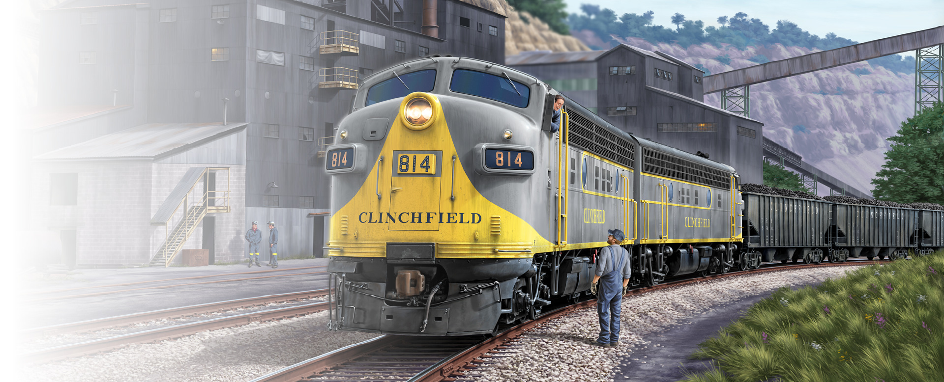 CLINCHFIELD RAILROAD