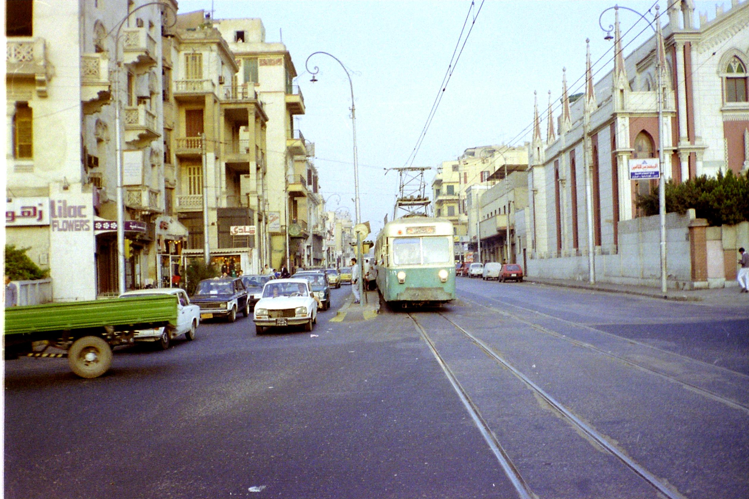 Heliopolis-Tram-Maronite-Church-We-Are-Railfans