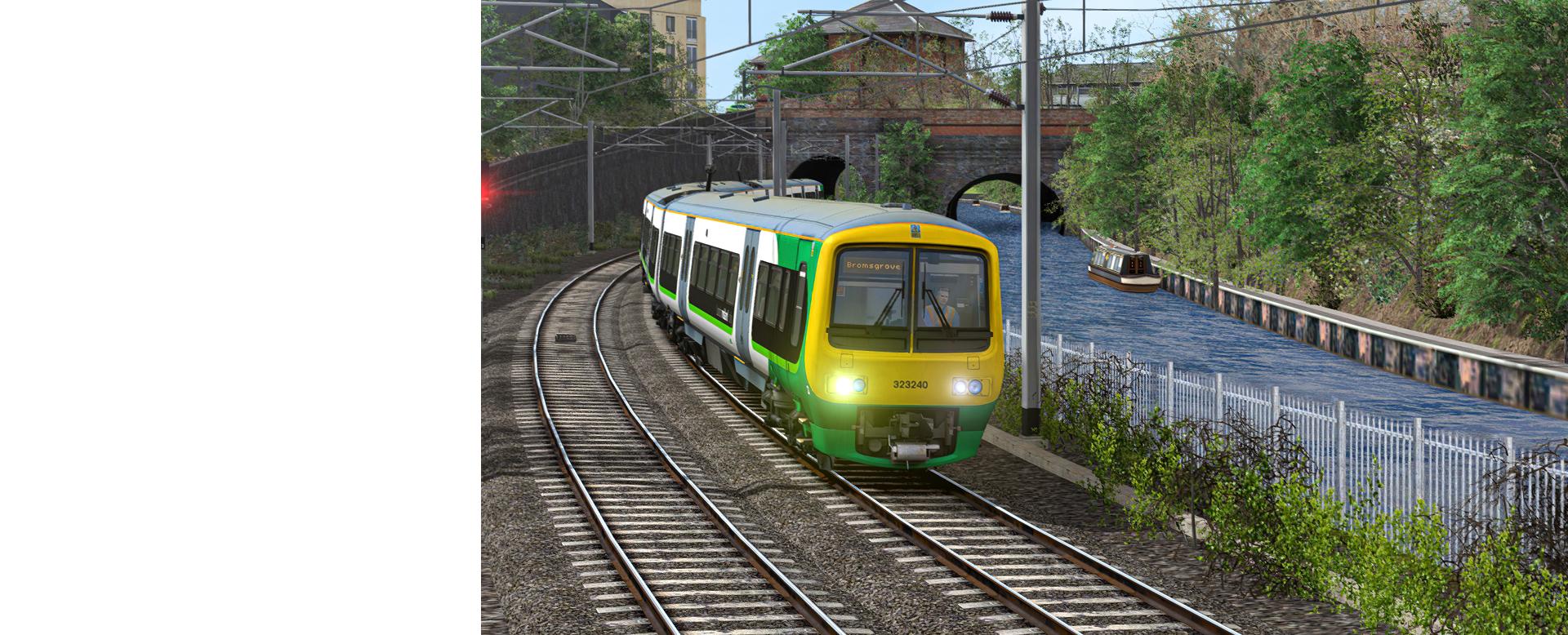 Birmingham Cross City Line