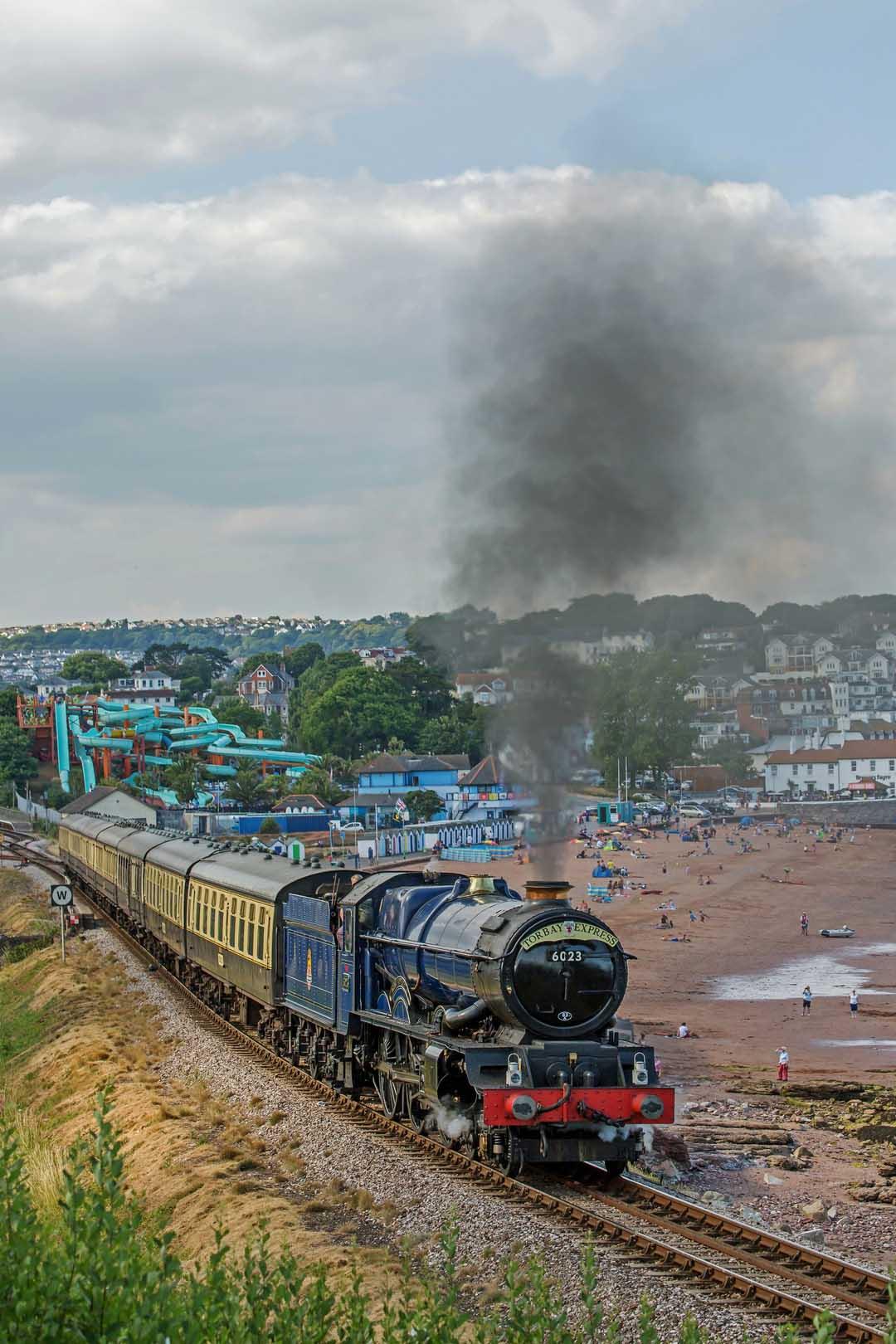 GWR-6000-Class-6023-King-Edward-II-Colin-Wallace
