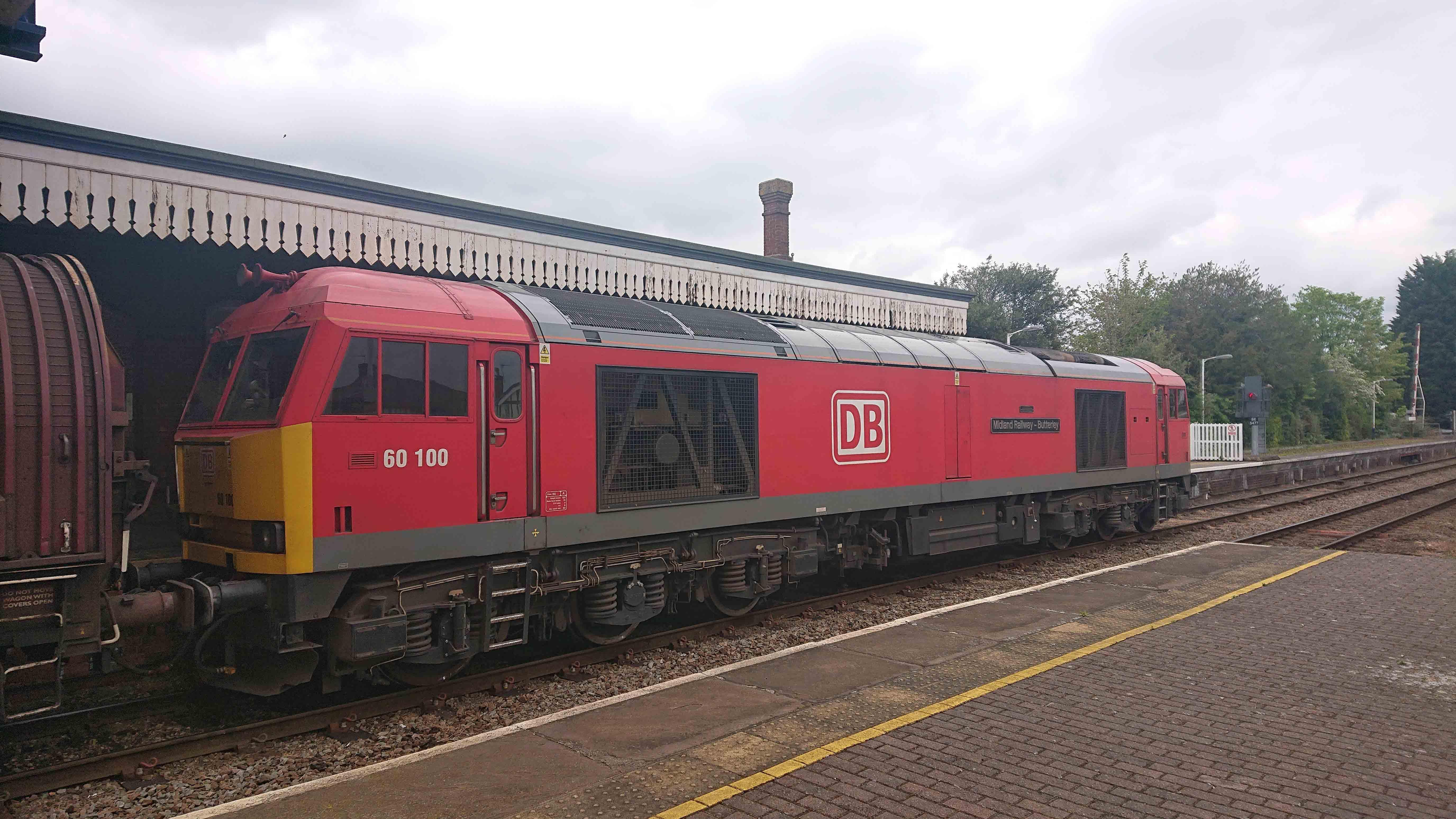 020-656S-Class-60-Wolverhampton-Steel-Terminal-Boston-Sleaford-Sidings