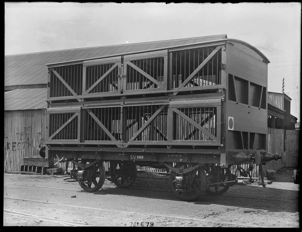Clyde-Railway-Sheep-Van-1900