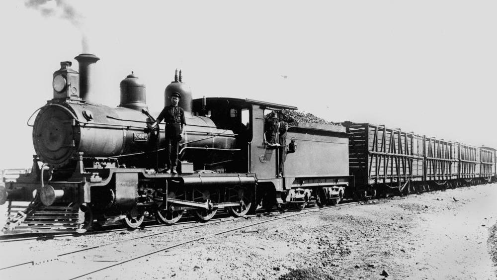 Queensland-Australia-Livestock-Train