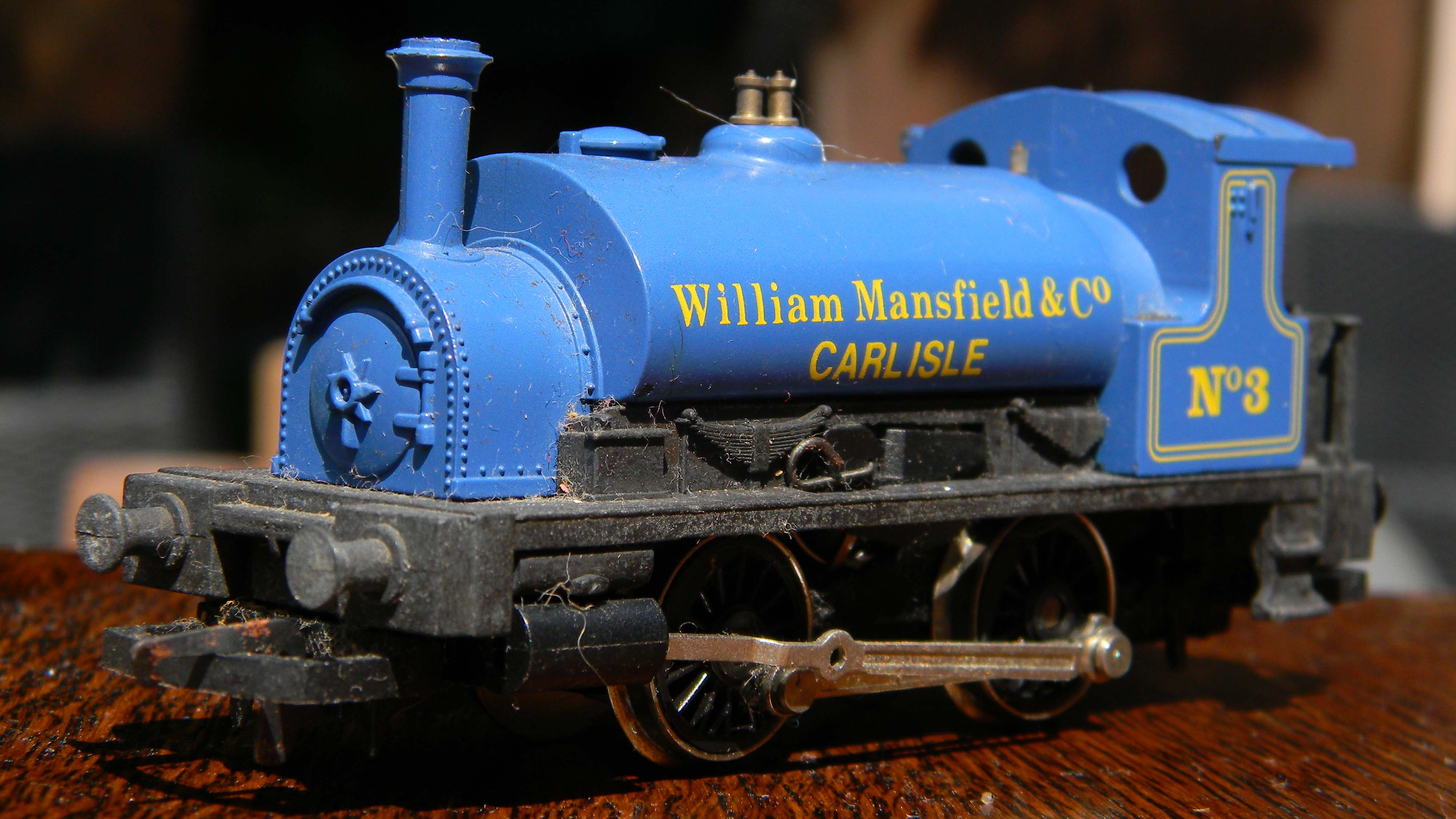 Hornby-William-Mansfield-Locomotive