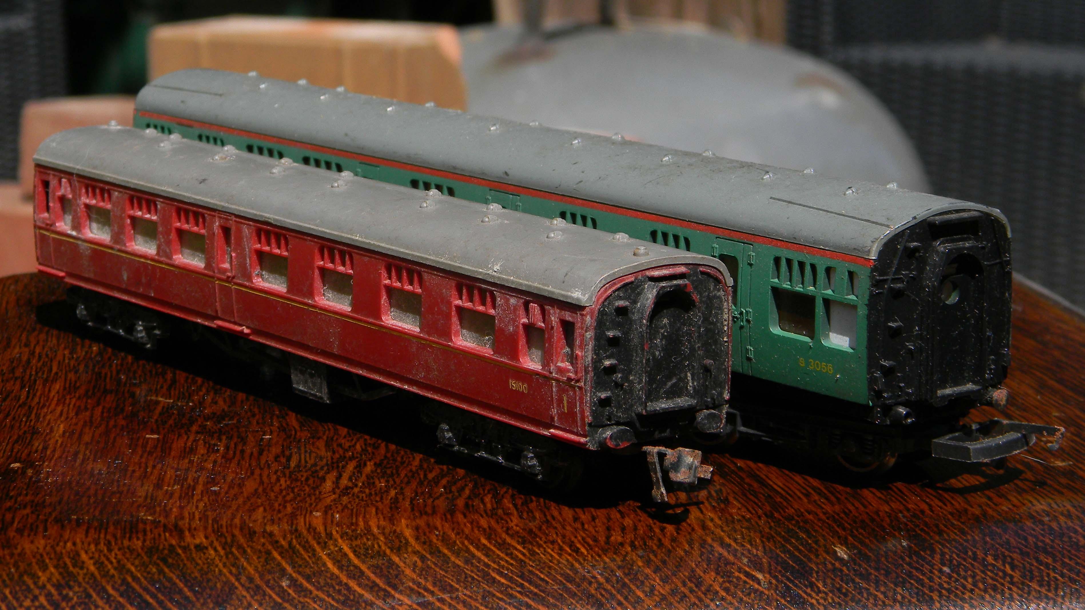 OO-HO-BR-Mk1-Coaches