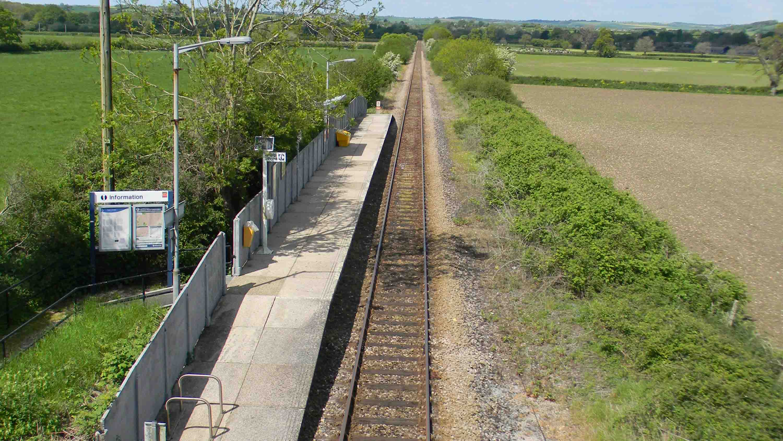 Chetnole-Station-Platform