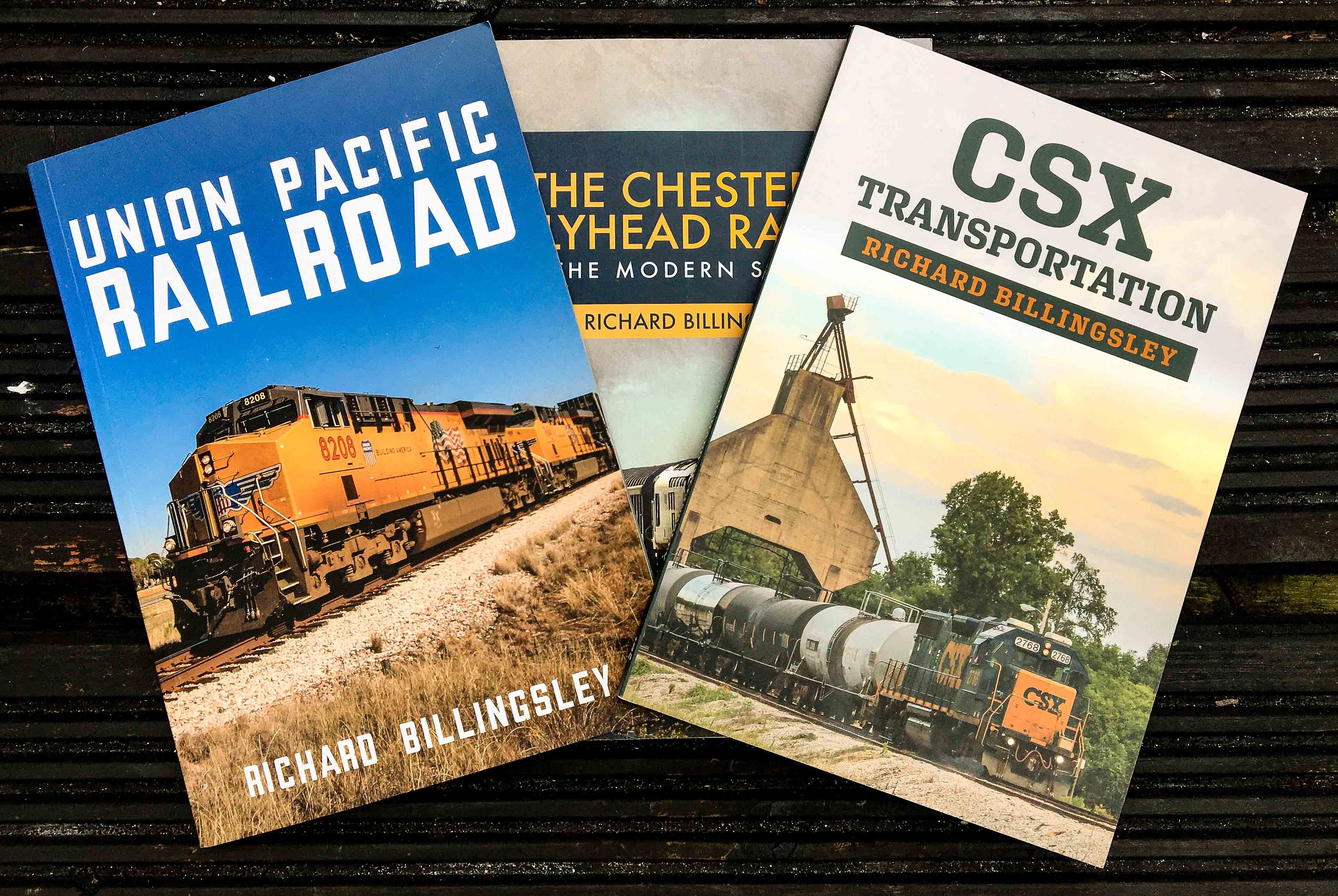 CSX-Richard-Billingsley-Books