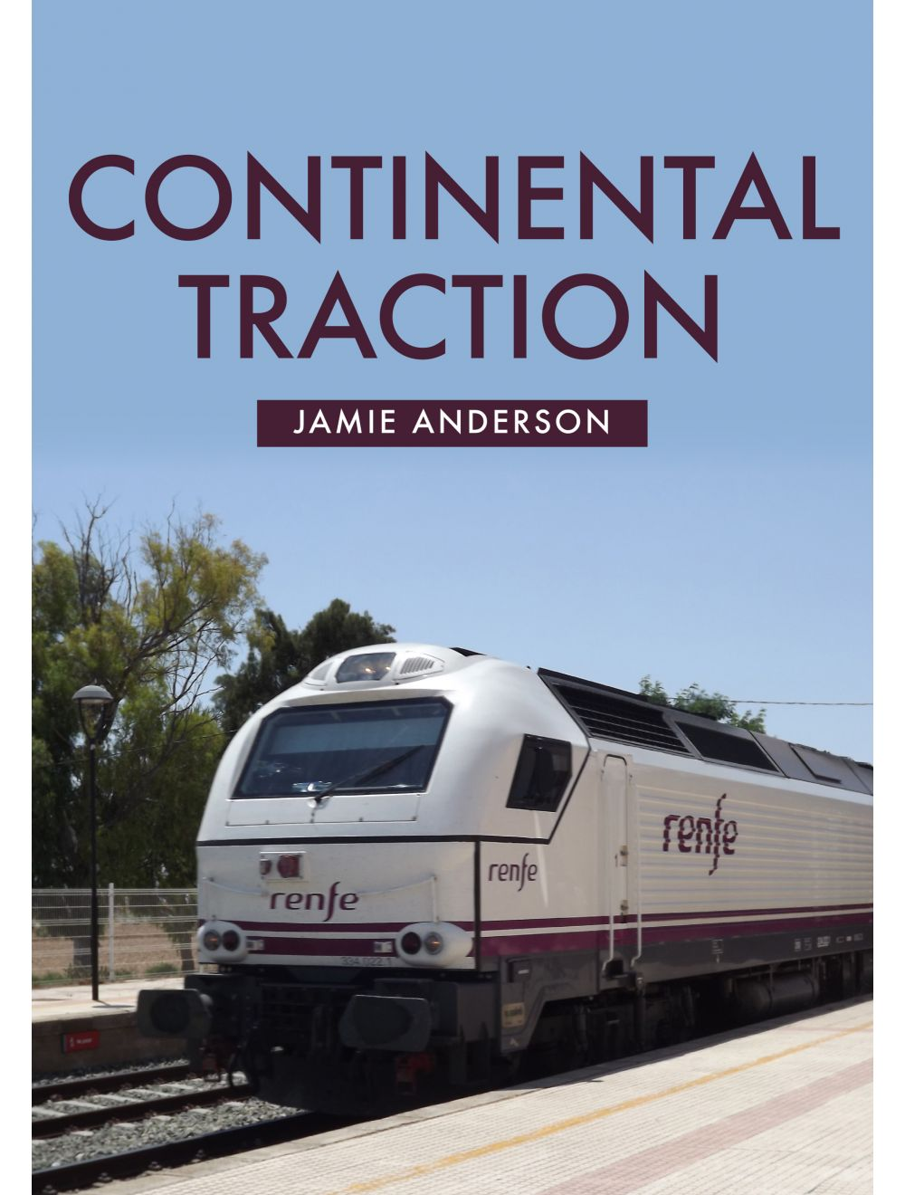 Jamie-Anderson-Continental-Traction-book